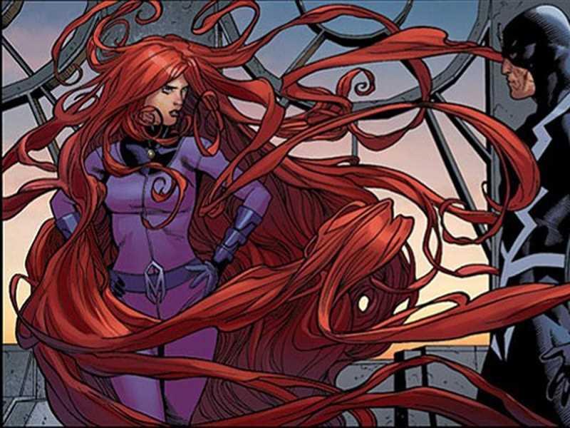 nhân vật Medusa