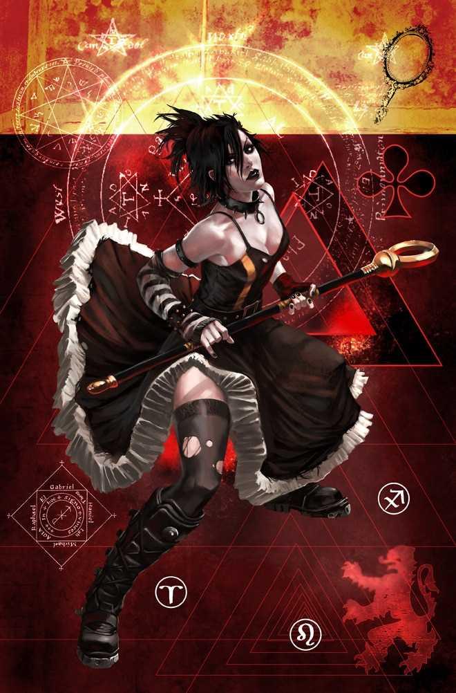 tiểu sử nhân vật Sister Grimm