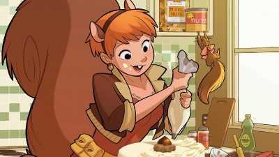 hồ sơ nhân vật Squirrel Girl