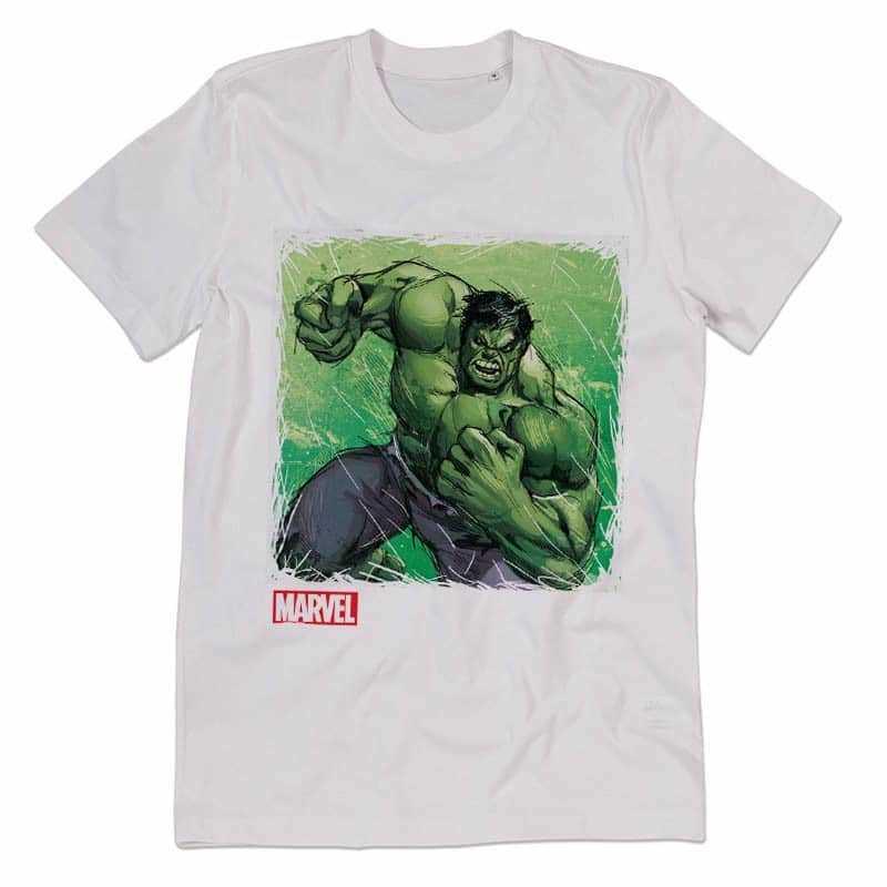 Mẫu áo thun Hulk