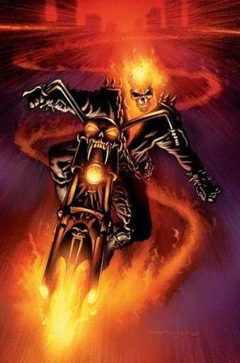 sức mạnh ghost-rider