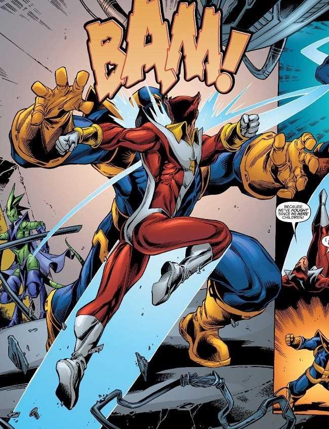 STARFOX và Thanos