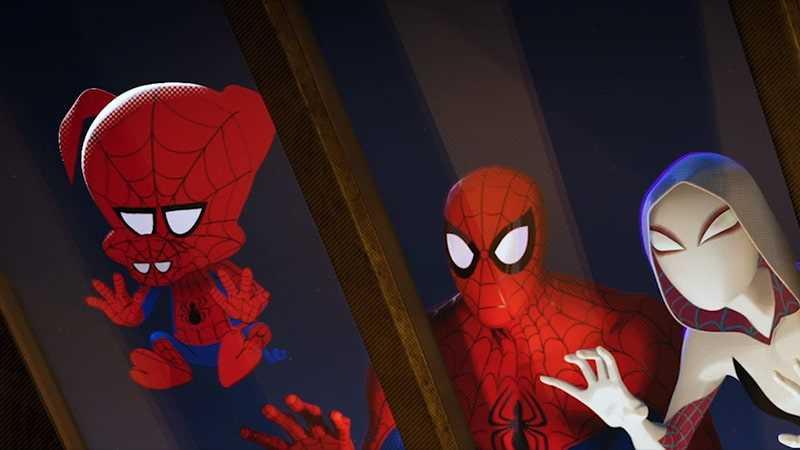 Spider-Ham và Spider Man