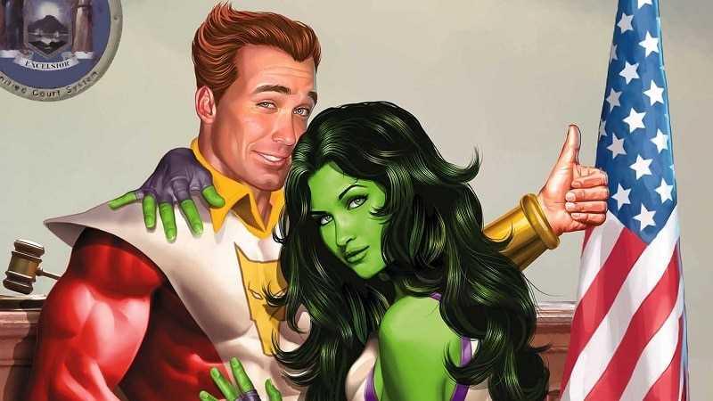 she hulk và STARFOX