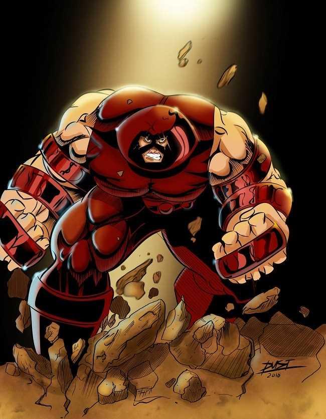 tiểu sử nhân vật Juggernaut