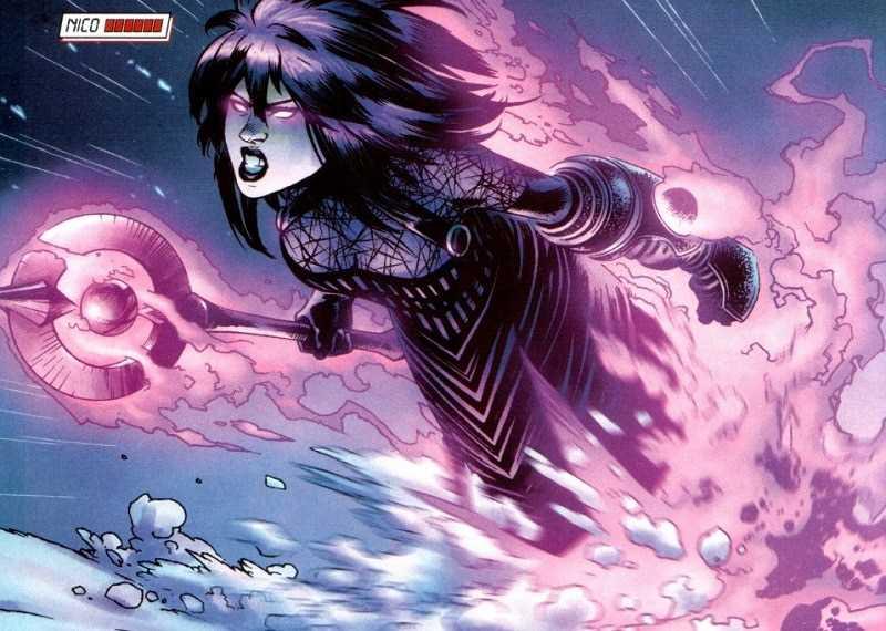sức mạnh nhân vật Sister Grimm