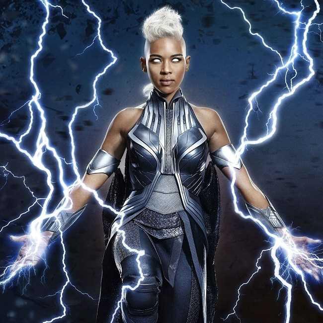 sức mạnh Storm