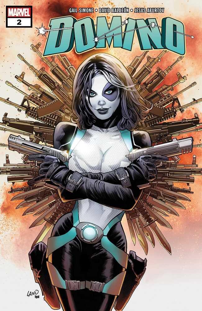 sức mạnh nhân vật Domino