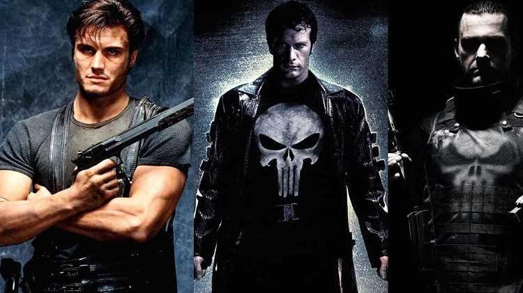 tiểu sử nhân vật Punisher