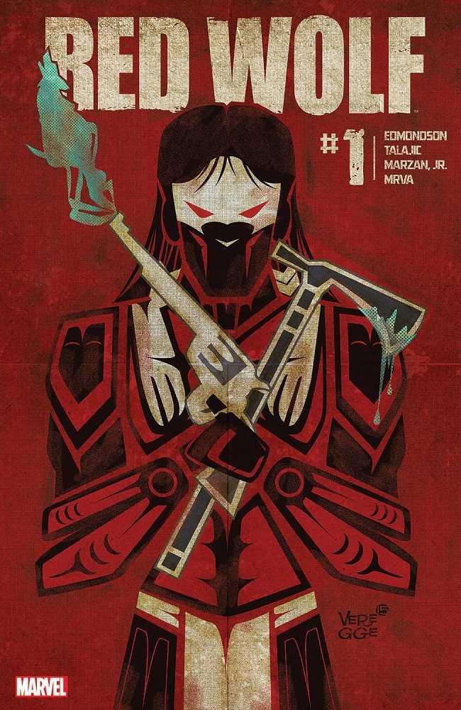 tiểu sử nhân vật Red Wolf