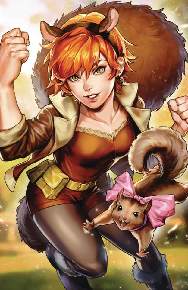tiểu sử nhân vật Squirrel Girl