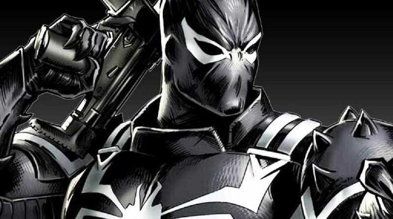 hồ sơ nhân vật Agent Venom