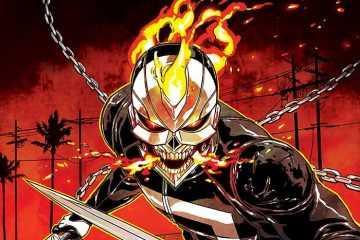 Hồ sơ nhân vật All-New Ghost Rider