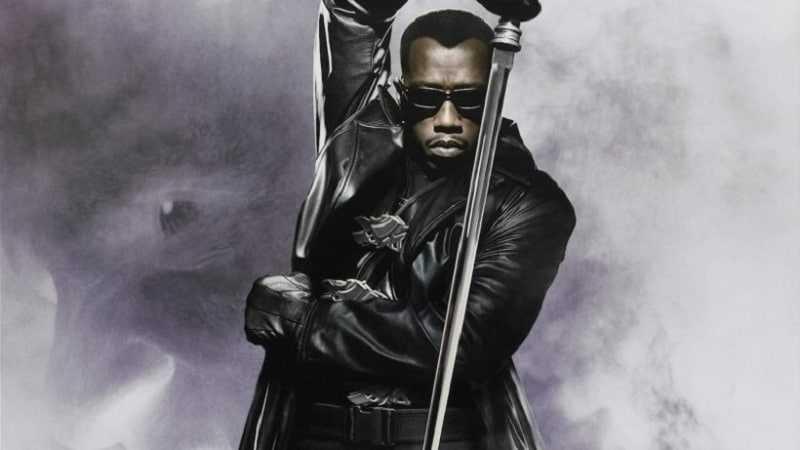 hồ sơ nhân vật Blade - Eric Brooks