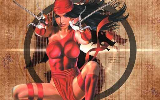 tiểu sử nhân vật Elektra
