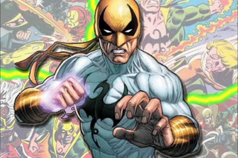 hồ sơ nhân vật Iron Fist