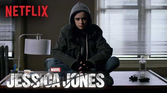 hồ sơ nhân vật Jessica Jones