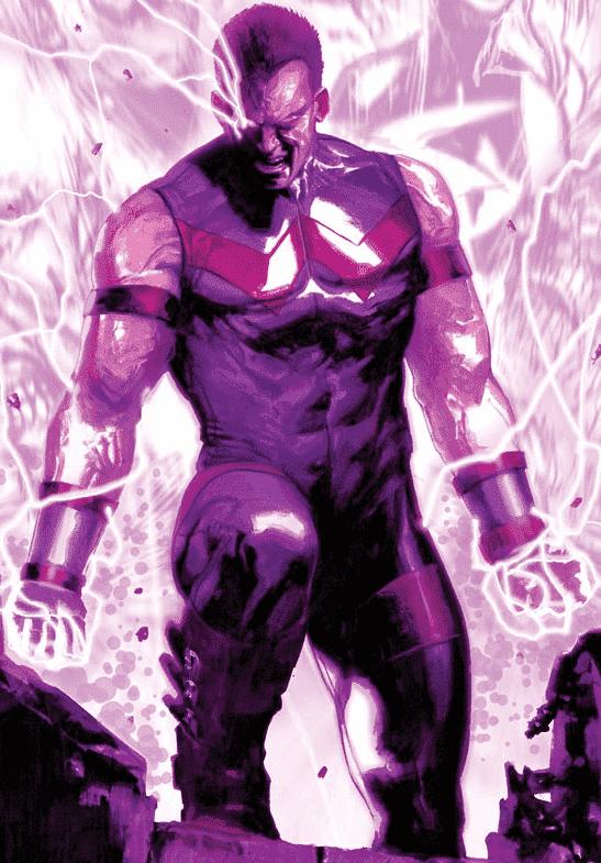 tiểu sử nhân vật Wonder Man