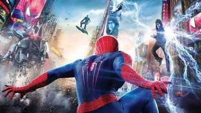Giới thiệu về gameThe Amazing Spider Man 2 Bundle