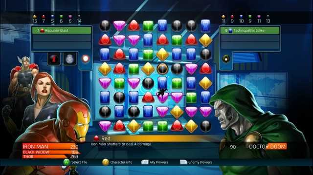 marvel puzzle quest game-xep-kim-cuong-3