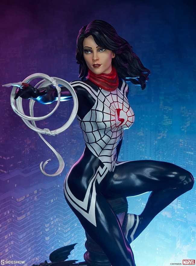 nhân vật silk