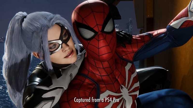 Spiderman và black cat