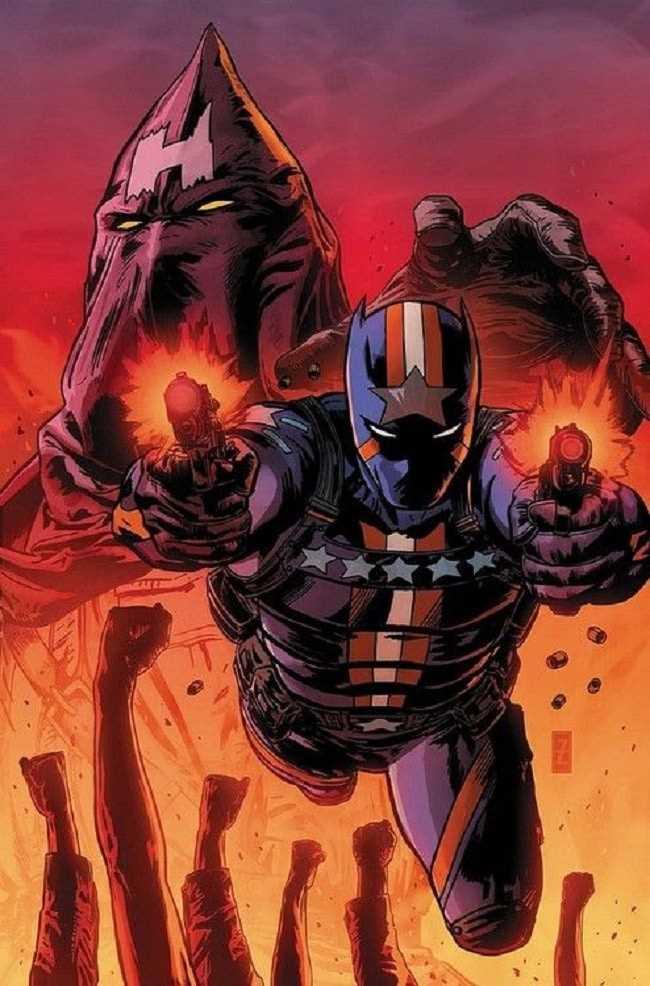 sức mạnh của American Panther