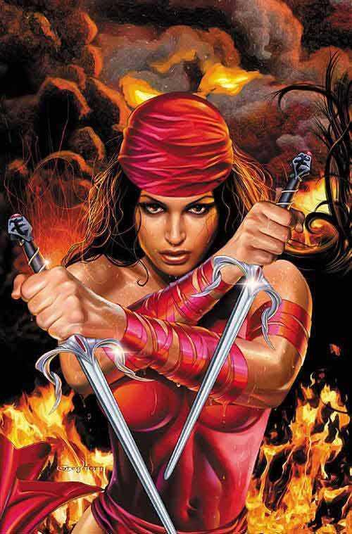 sức mạnh của Elektra