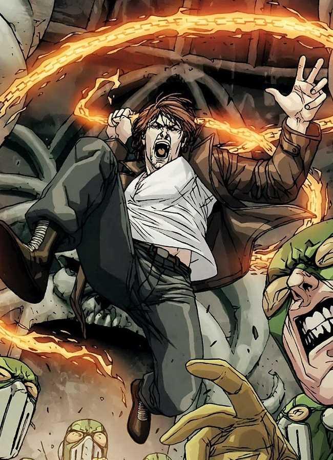 sức mạnh của Hellfire