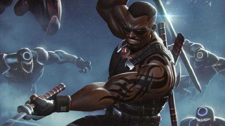 sức mạnh của blade