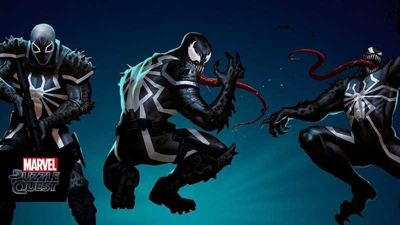 sức mạnh nhân vật Agent Venom