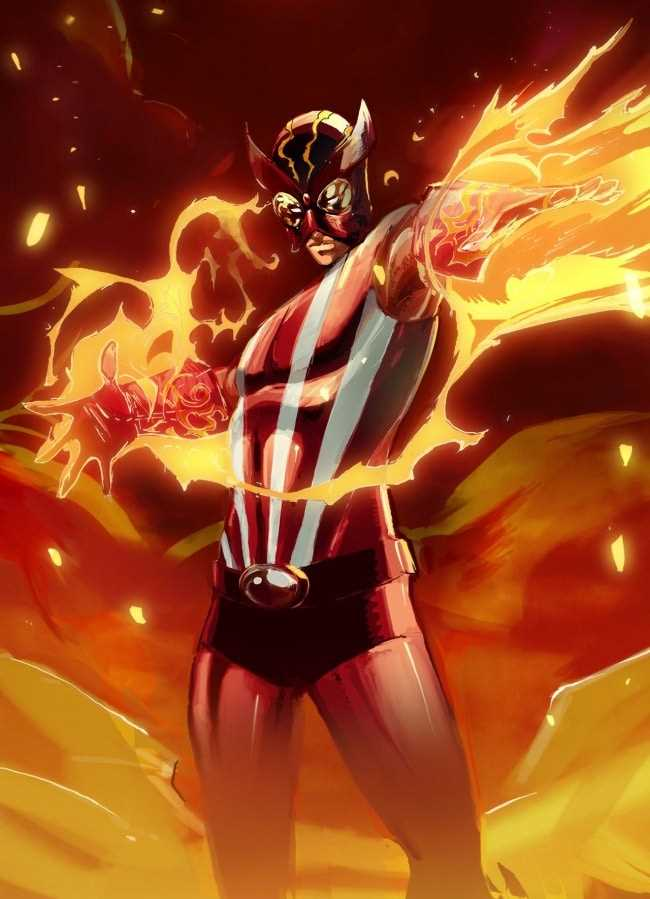 sức mạnh của Sunfire