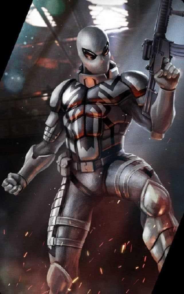 tiểu sử nhân vật Agent Venom
