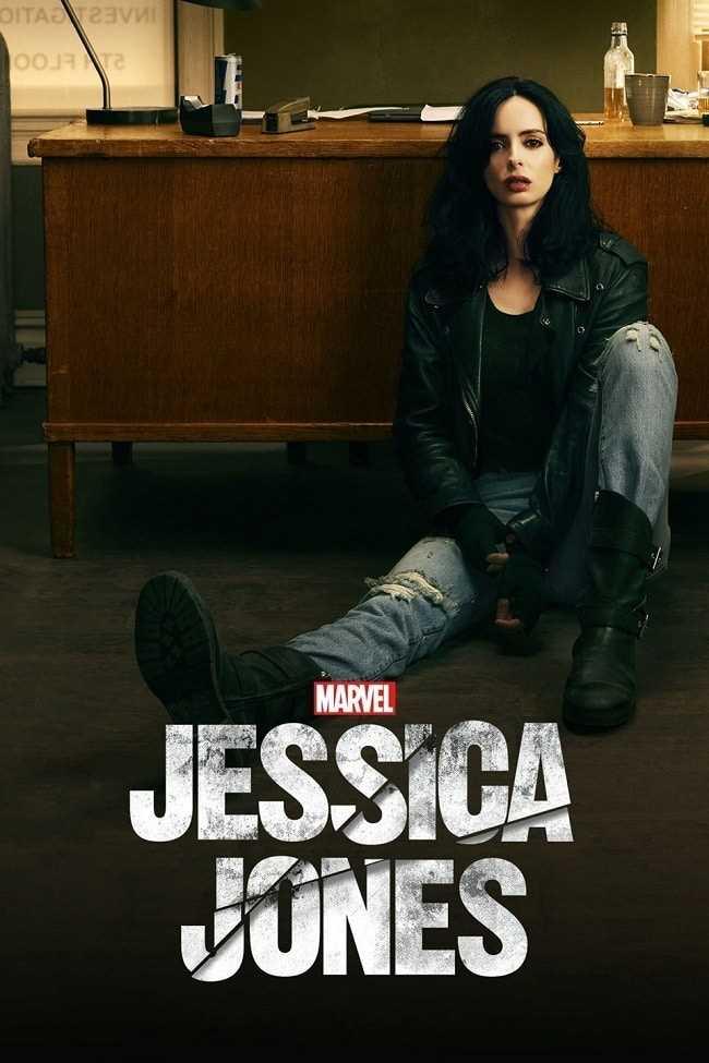 tiểu sử nhân vật Jessica Jones