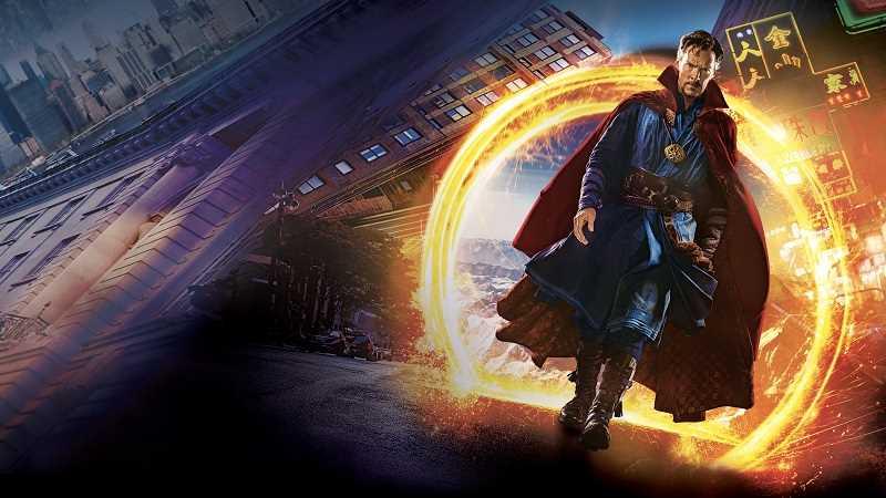 tiểu sử nhân vật Doctor Strange