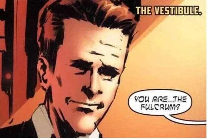 hồ sơ nhân vật The Fulcrum