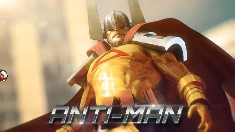 Anti-Man hồ sơ nhân vật