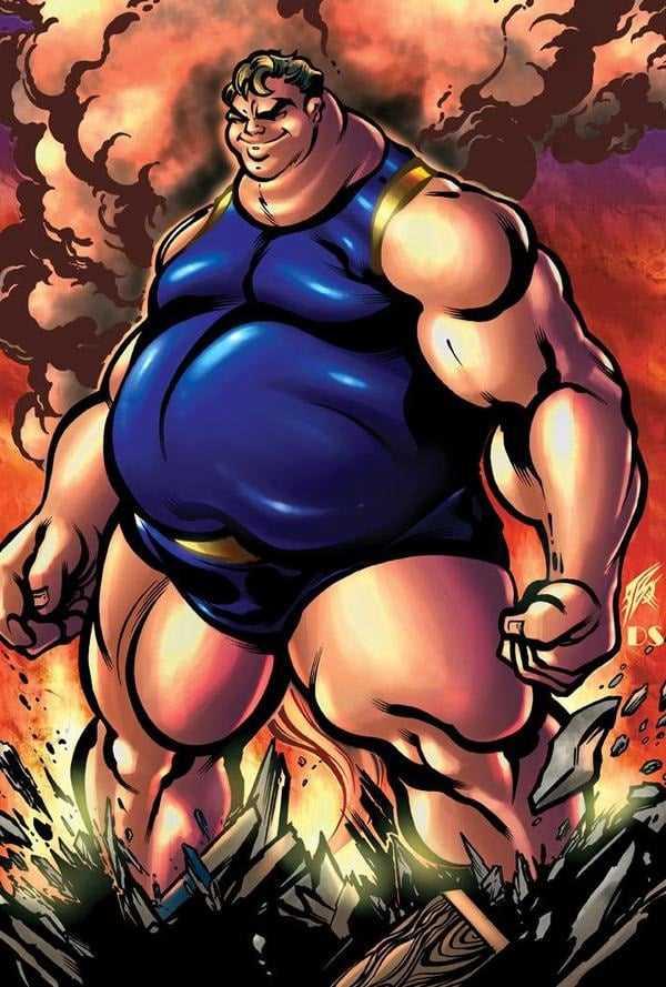 nhân vật Blob