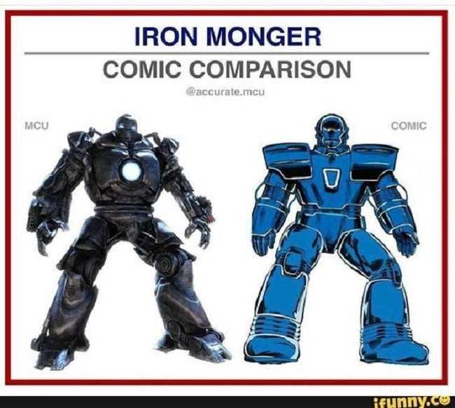 nhân vật Iron Monger