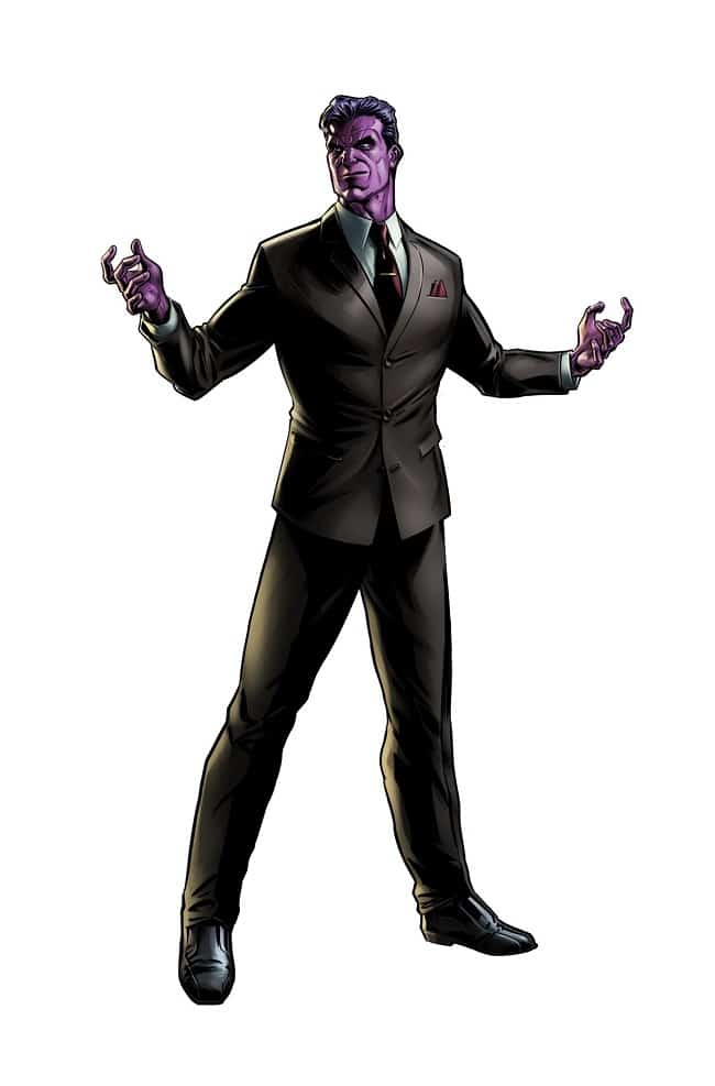 nhân vật purple man