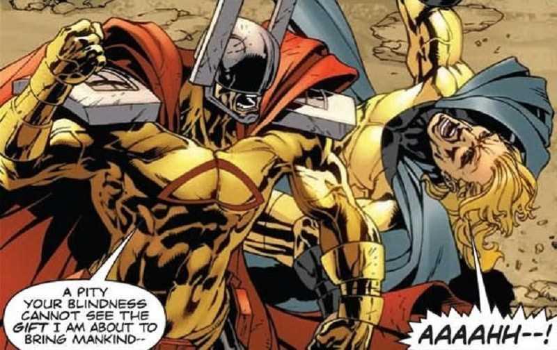 sức mạnh của Anti-Man