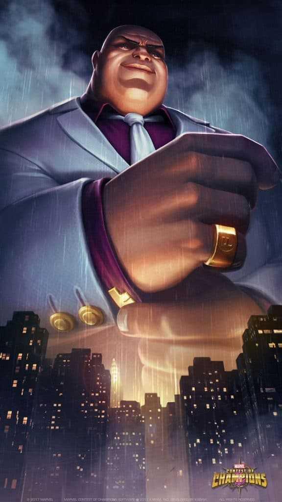 sức mạnh của Kingpin