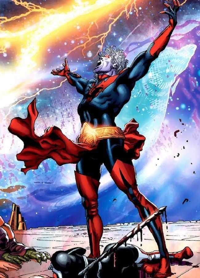 sức mạnh của Magus