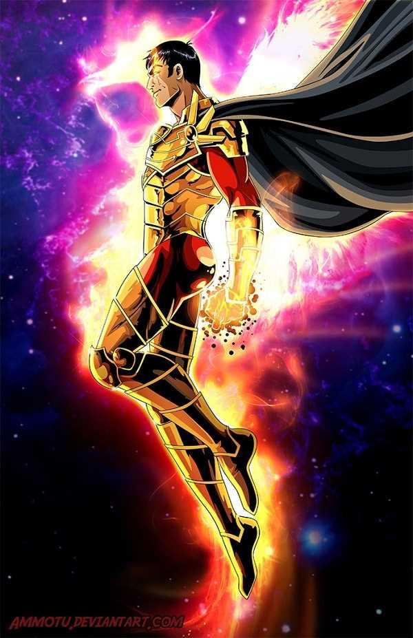 sức mạnh của nhân vật Vulcan