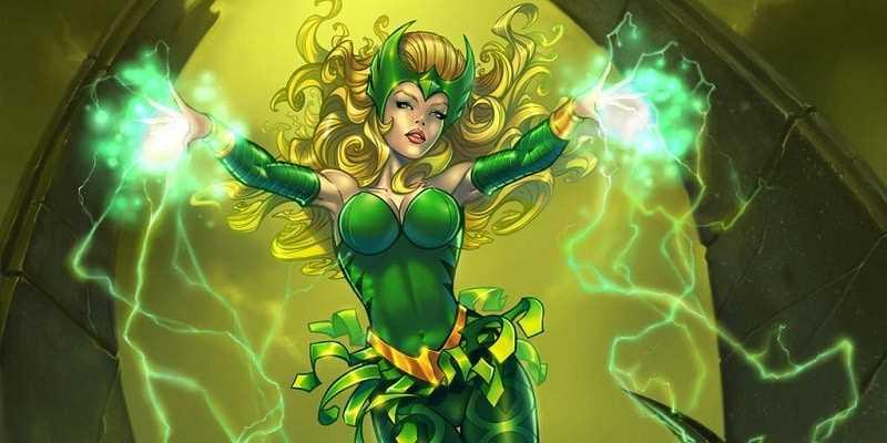 sức mạnh của Enchantress