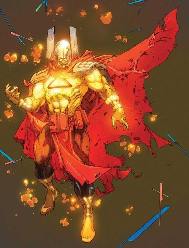 tiểu sử nhân vật Anti-Man