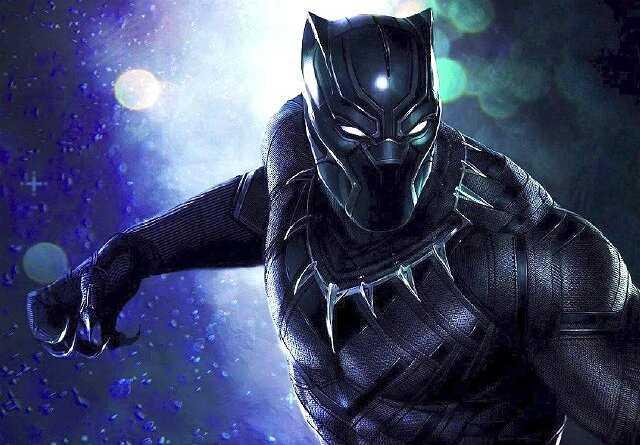báo đen black panther