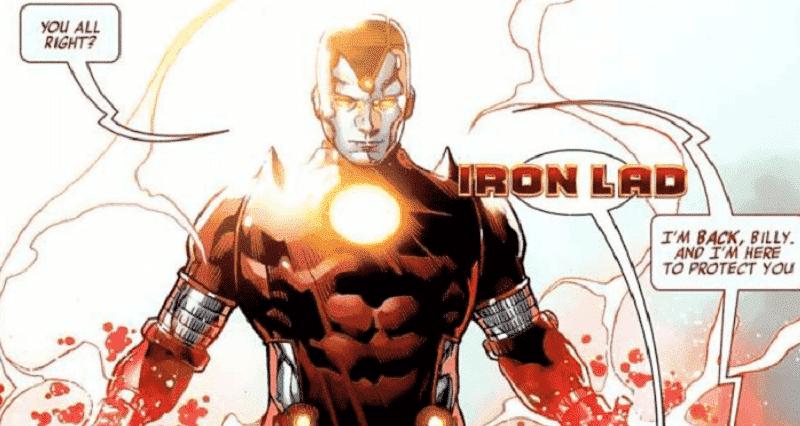 hồ sơ nhân vật Iron Lad