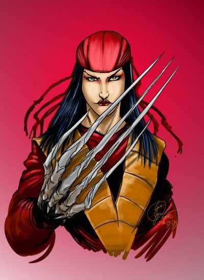 hồ sơ nhân vật Lady Deathstrike