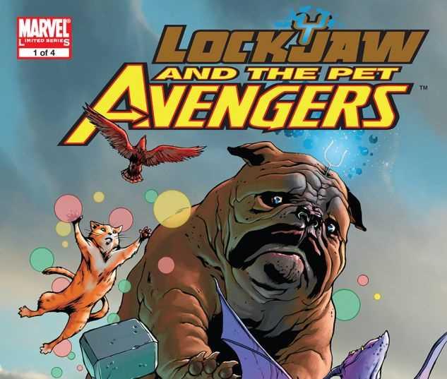 hồ sơ nhân vật Pet Avengers